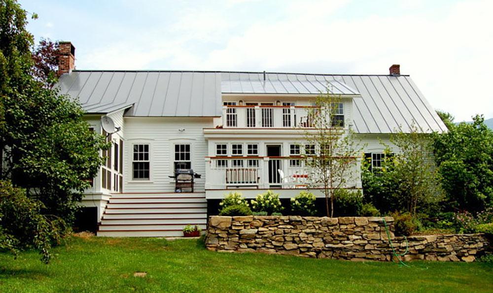 Renovation, West Windsor, VT