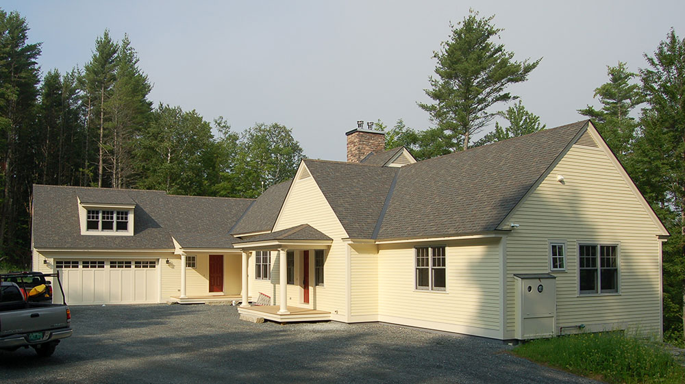 You are currently viewing New Residence, Lyme, NH