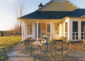 New Residence, Strafford, VT