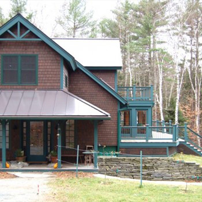 Lake House, Ryegate, VT