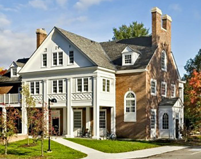 Fraternity House, Dartmouth College, Hanover, NH